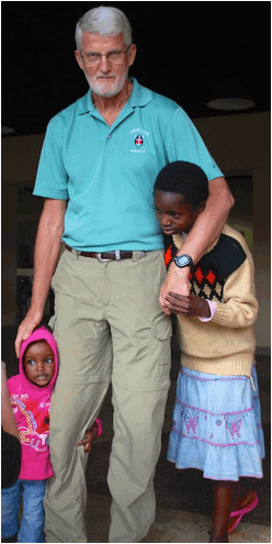 Tom and Kenya Kids