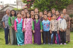 boudha-children